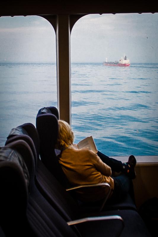 Ferry Tarifa - Tánger / 14