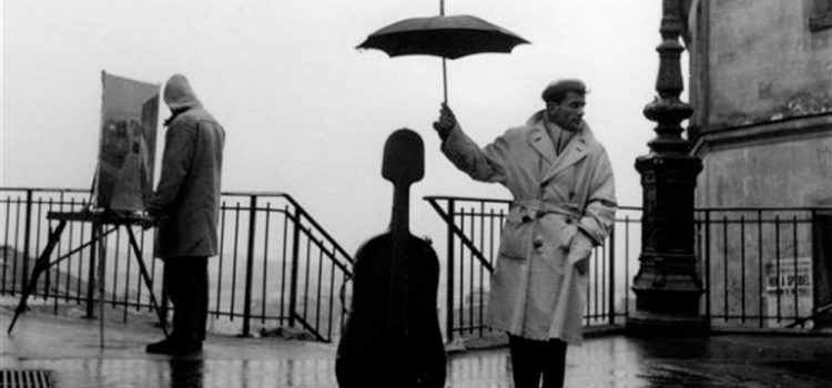 Robert Doisneau, cara y cruz