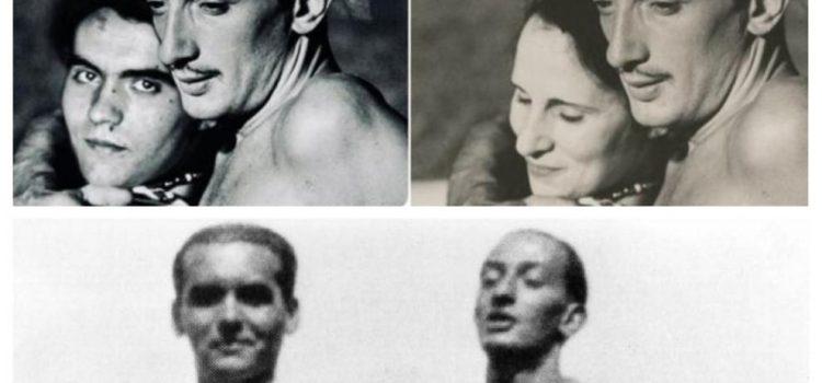 Dalí y Lorca: la verdad de un falso abrazo